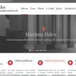 MAXIMA FIDES – profesjonalne i niezależne doradztwo