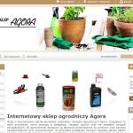 Sklep ogrodniczy Agora